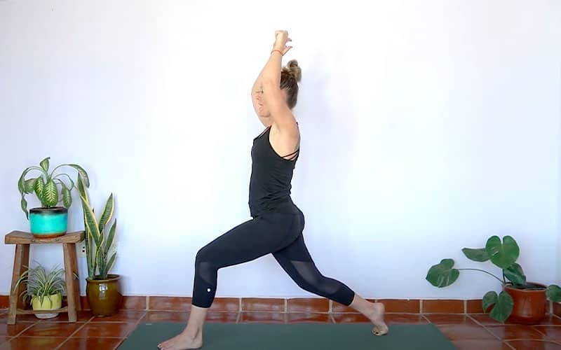 Crescent High Lunge – Ashta Chandrasana Tutorial