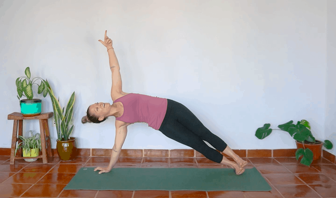 Side Plank – Vasisthasana Tutorial