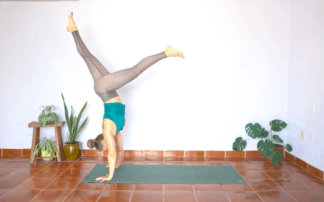 Handstand Progression Playtime – 45 Minutes